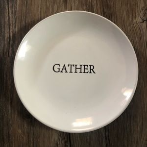 "💗HP💗""Gather"" Side Plate"
